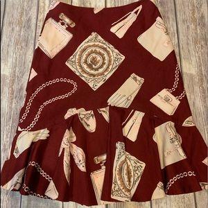 Anthropologie Odille Skirt Size 0